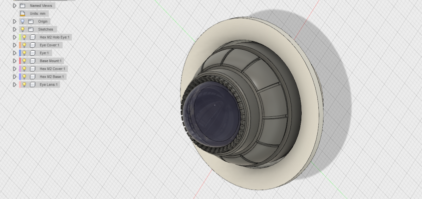 BB-8 (I) – Holoproyector